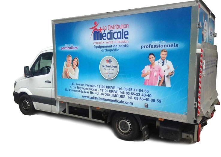 La Distribution Médicale   vente location de matériel médical à Brive d756a11527c1